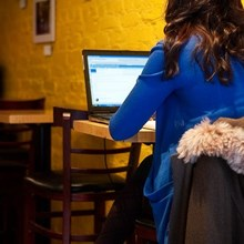 Caffeine Culture: The Problem with Working From Cafes