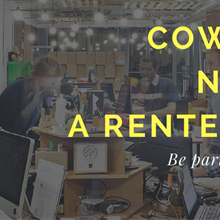 Then what is coworking?