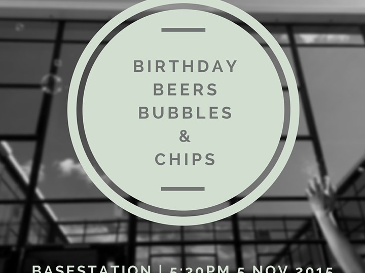 Birthday Beers & Chips